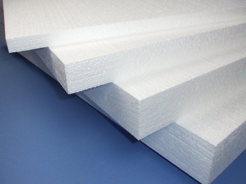 Polystyrene EPS70 Sheet 12mm to 300mm